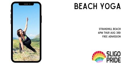 Beach Yoga tickets