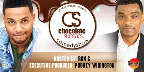 Laugh Factory presents: Chocolate Sundaes tickets