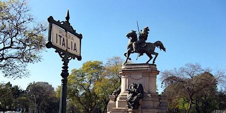 Plaza Italia y el Ecoparque - Nuevo - Presencial entradas