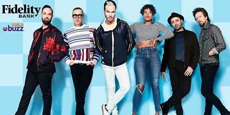Riverfest VIP: Fidelity Bank presents Fitz and The Tantrums tickets