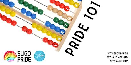Pride 101 tickets