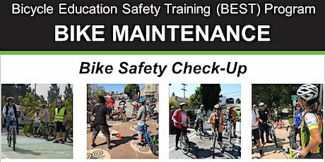 Bike Maintenance: Bike Safety Check-Up - Online Video Class tickets