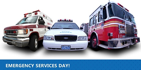 Emergency Services Day! tickets