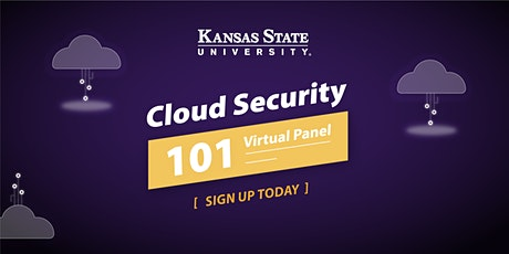 Expert Panel: Cloud Security 101 tickets