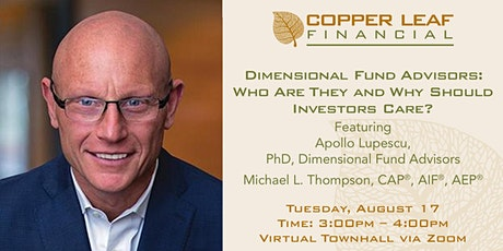 Dimensional Fund Advisors: Who Are They and Why Should Investors Care? tickets