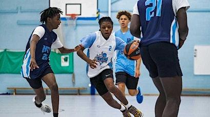 Summer Basketball Programme tickets