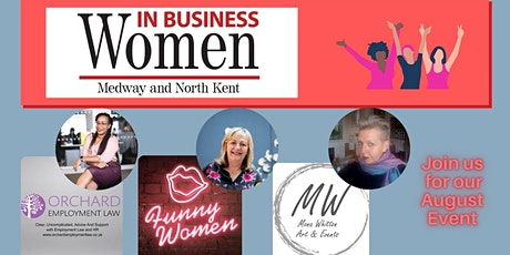 Women In Business Annual August Open Event tickets