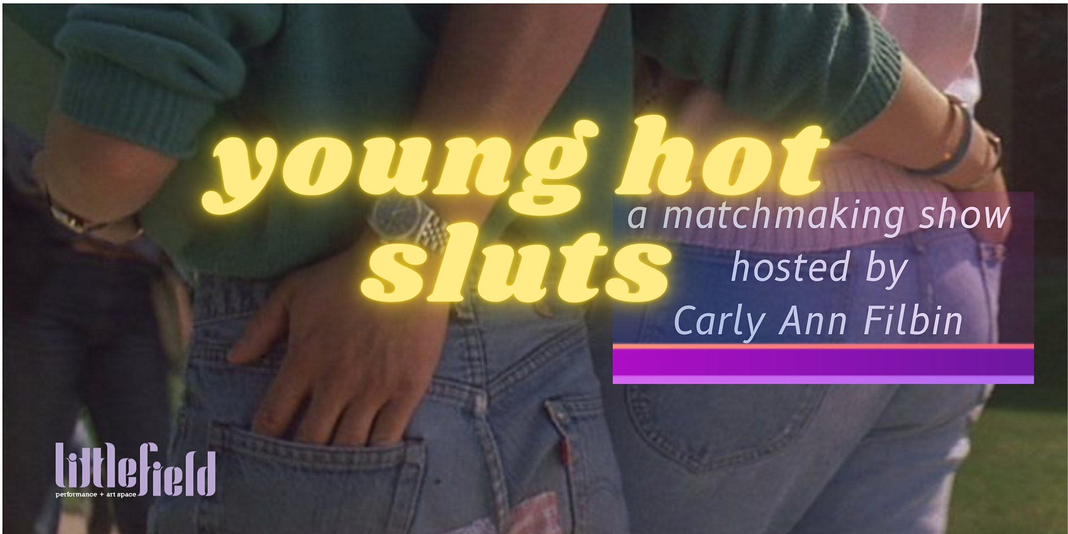 Young Hot Sluts: A Matchmaking Show for Sexy People
