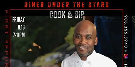 Dinner Under The Stars with Chef Dom tickets