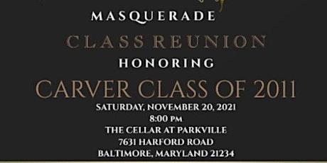 Carver Vocational Technical High School Class of 2011 Reunion tickets
