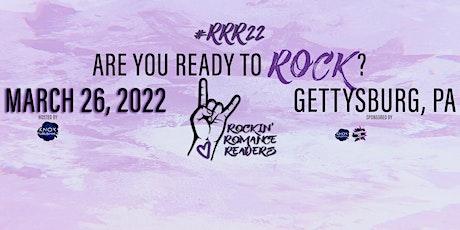 Rockin Romance Readers Author Event tickets
