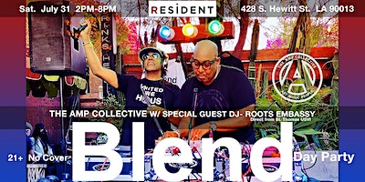 Blend Day Party