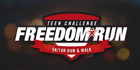 Teen Challenge: Freedom Run tickets