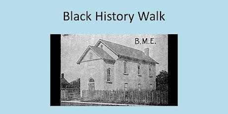 Black History Walk tickets