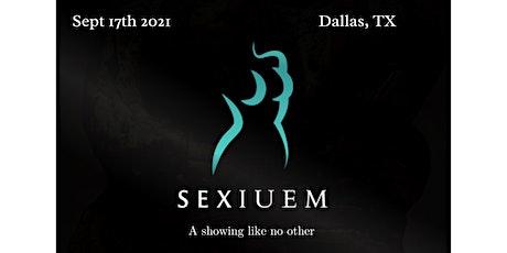 Sexieum Pop-up Gallery tickets