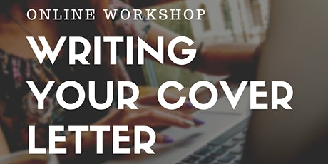 Teen Workshop: Writing Your Cover Letter tickets