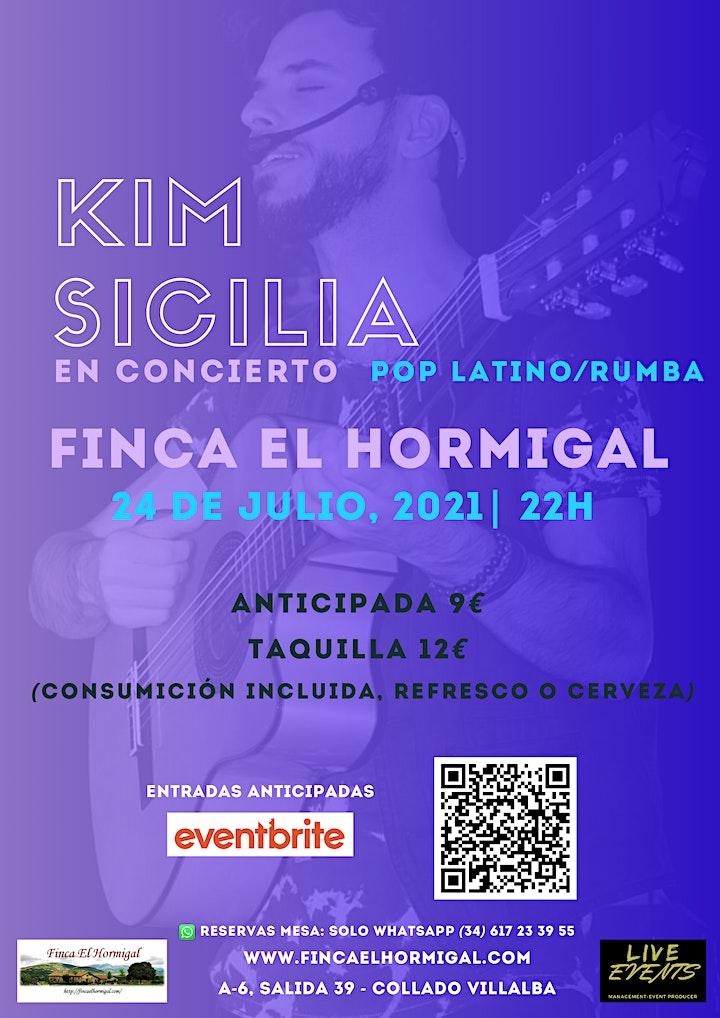 Imagen de KIM SICILIA en concierto!