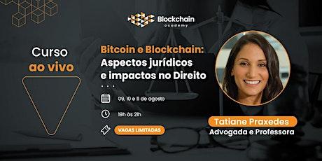 Bitcoin e Blockchain: Aspectos jurídicos e impactos no Direito boletos