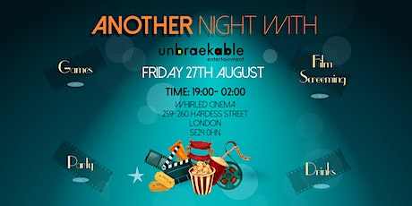 Another Night With Unbraekable tickets