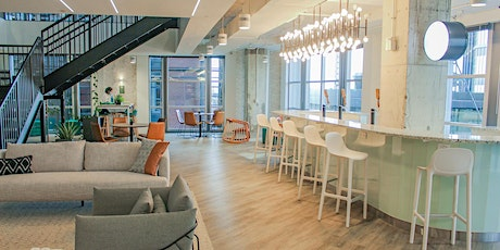International Coworking Day at The Pitch at The Wharf tickets