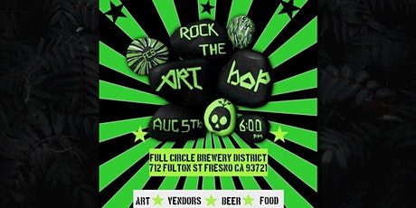 Rock the Arthop tickets