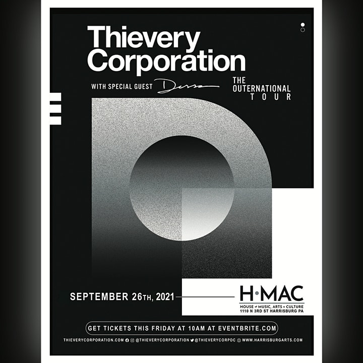 Thievery Corporation: The Outernational Tour image