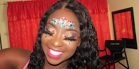 Miami Carnival Makeup 2021 tickets