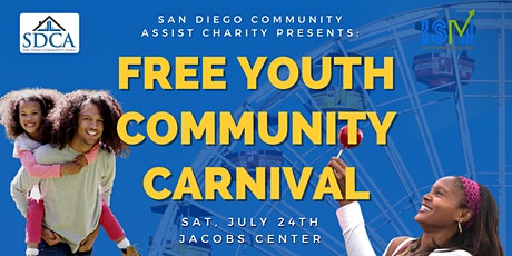 San Diego Youth Carnival tickets