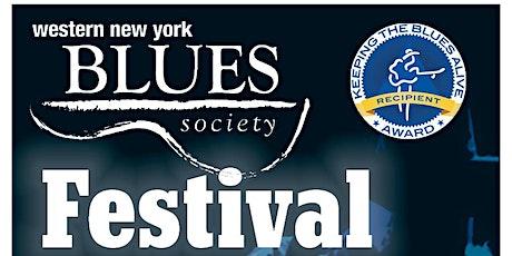 Western New York Blues Society  Festival tickets