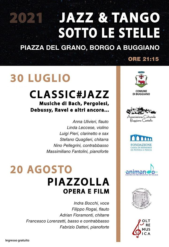 Immagine Piazzolla opera e film