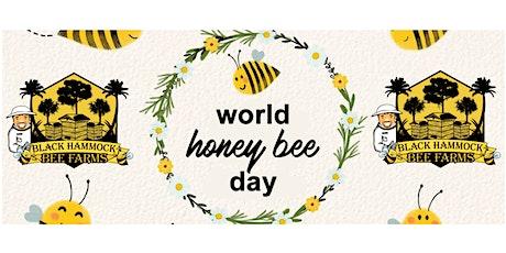 World Honey Bee Day Event At Black Hammock Bee Farms tickets