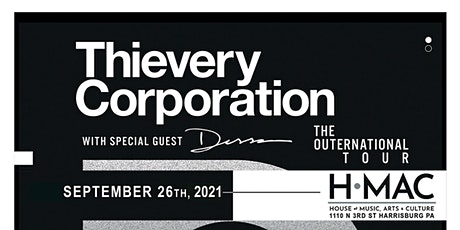 Thievery Corporation: The Outernational Tour tickets