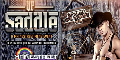 Saddle Up! A Mainestreet Men's Event tickets