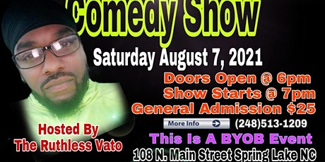 Spring Lake Comedy Show tickets