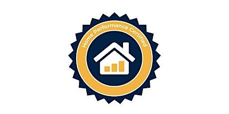 Home Performance Certification- Dayton, Ohio tickets