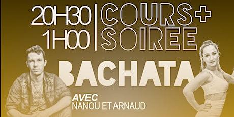 Cours de Bachata Hebdomadaire billets