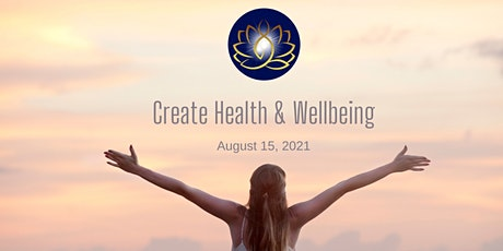 CREATE HEALTH AND WELLBEING tickets