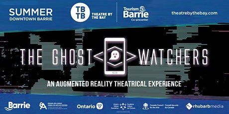 Accessible Performances of The Ghost Watchers tickets
