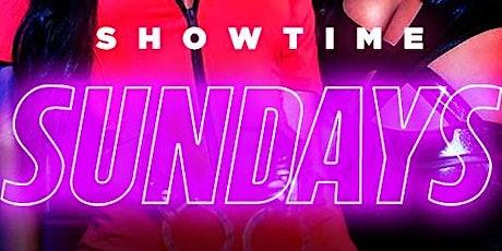 Showtime Sundays DMV tickets