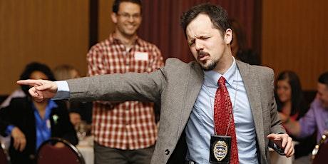 Dinner Detective Murder Mystery Show Minneapolis tickets