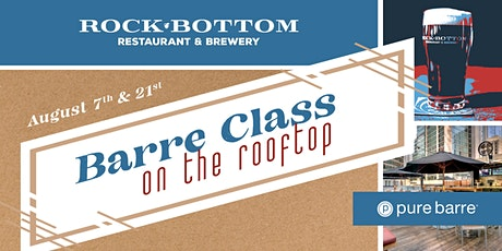 Barre on the Rooftop tickets