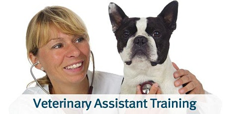 Veterinary Assistant Information Session - August 2021 tickets