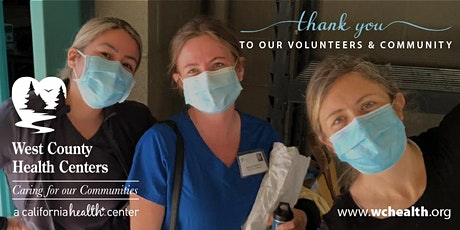 WCHC Vaccine Clinic Volunteer Celebration tickets