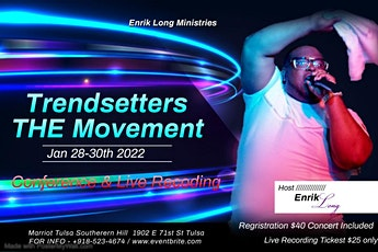 Trendsetters The Movement A Conference for Innovators tickets