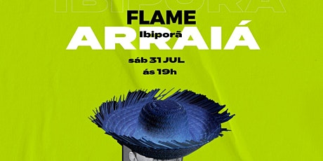 Arraiá Flame  - Bola de Neve Ibiporã ingressos
