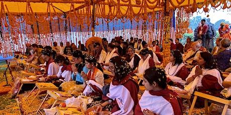MANJUSHRI NAMASANGITI Global Sanskrit Chanting - Training Program #4 tickets