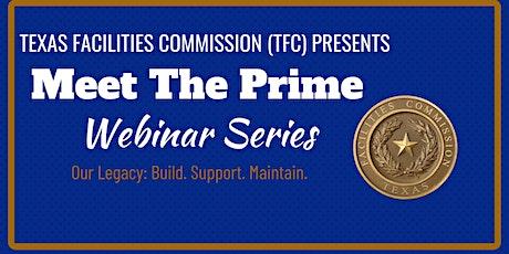 Meet The Prime Webinar Series tickets
