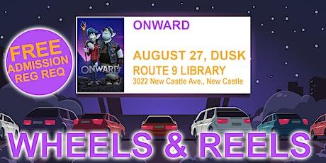Wheel & Reels: Onward tickets