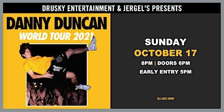 Danny Duncan tickets