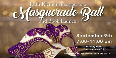 Masquerade Ball and Book Launch tickets